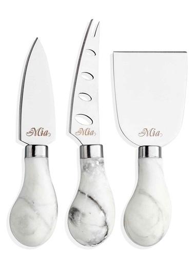 Cutt Peynir Bıçağı - 3 Lü Set-The Mia